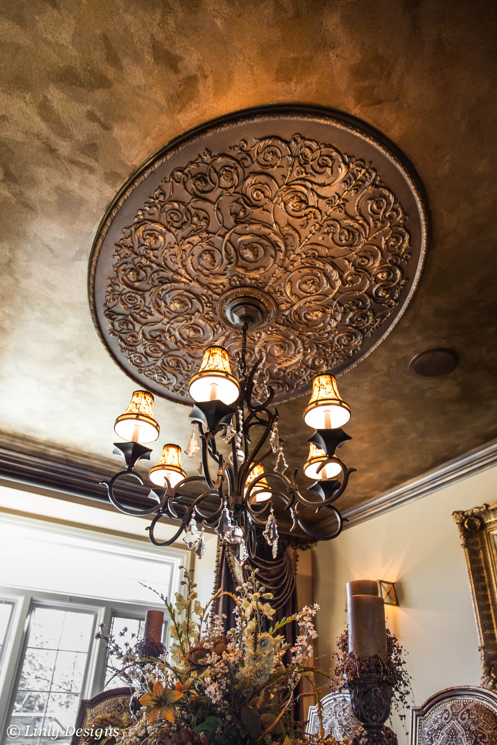 Painted Floor Designs Ideas