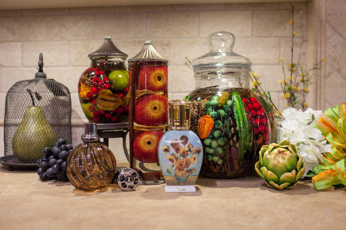 Kitchen decor for Household decorative items