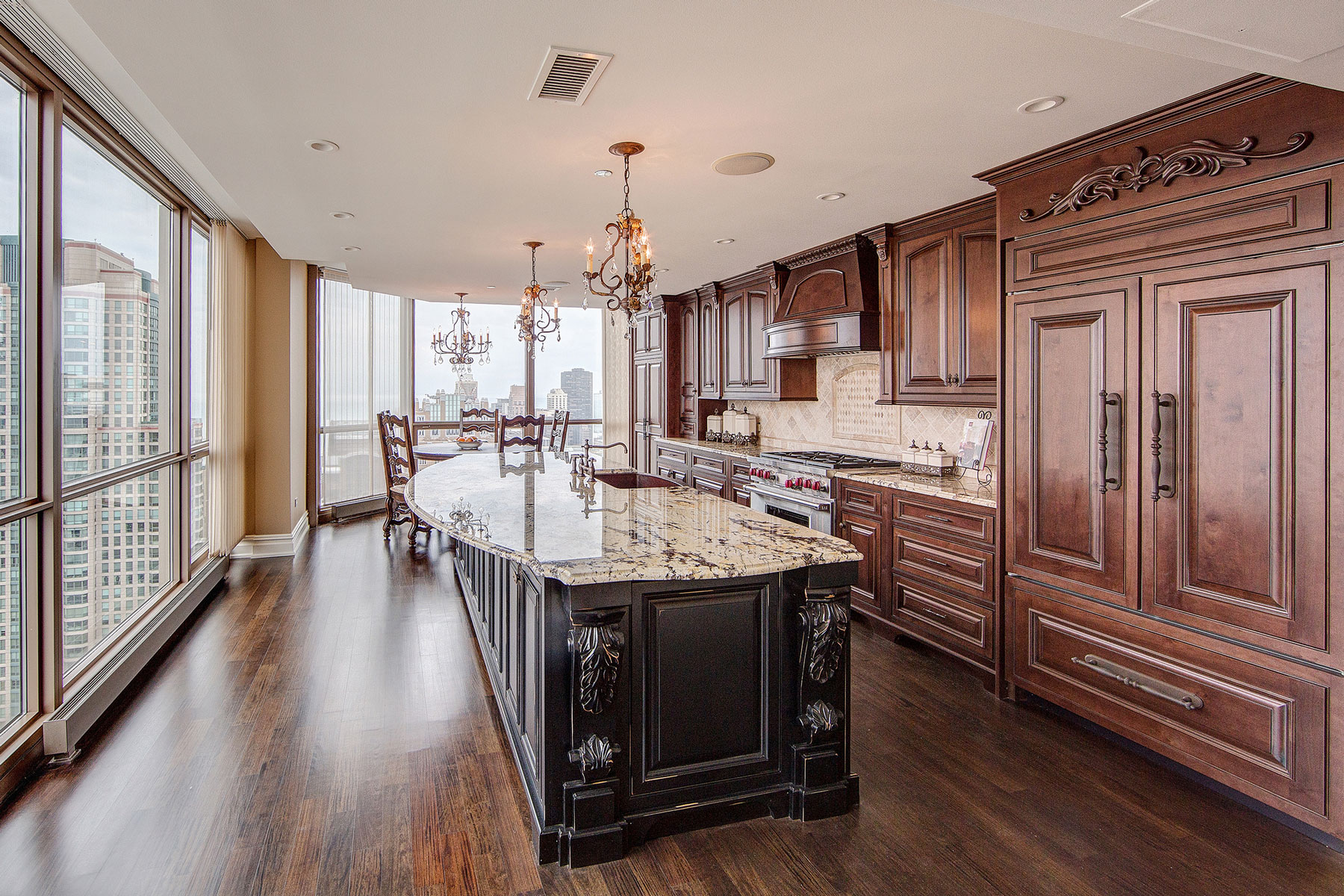 Bon Chicago Condo Kitchen Remodel
