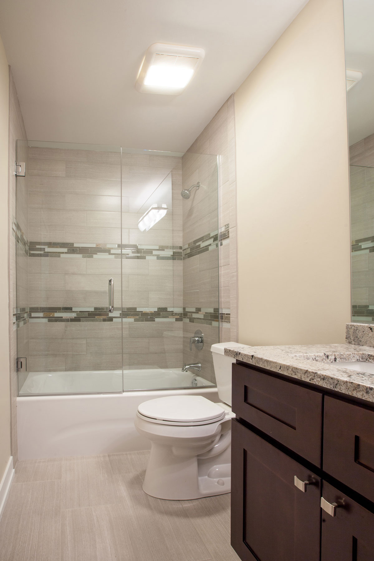 Condo Bathroom Remodel Home Design Network