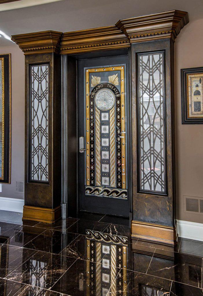 & Hand-Painted-Chicago-Theatre-doors pezcame.com