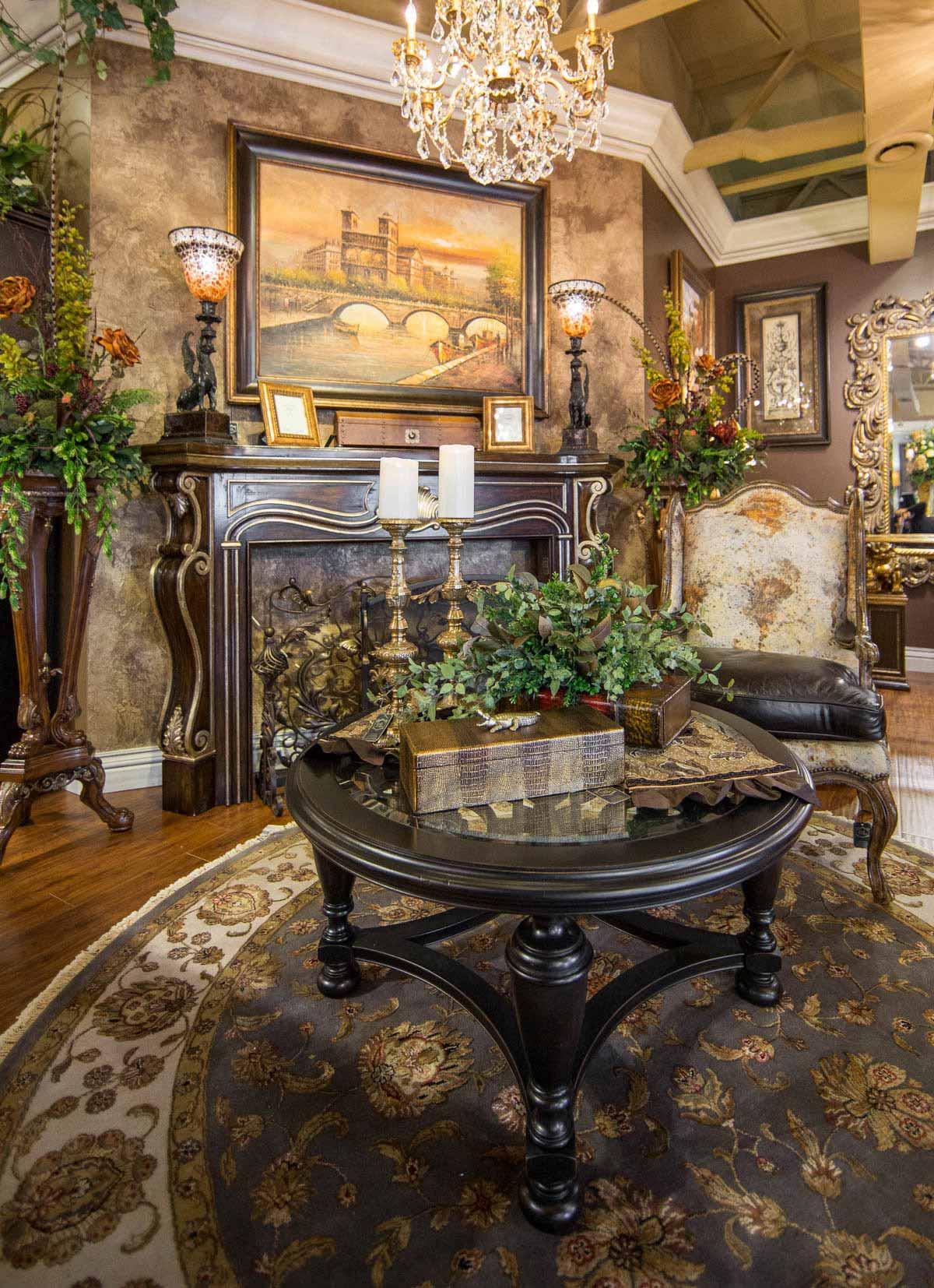 unique luxury home decor furniture - Luxury Home Decor