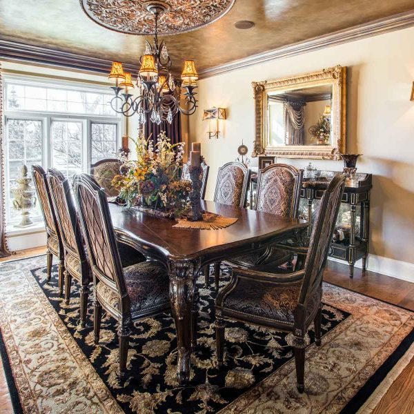 Marge Carson Custom Dining Room Set