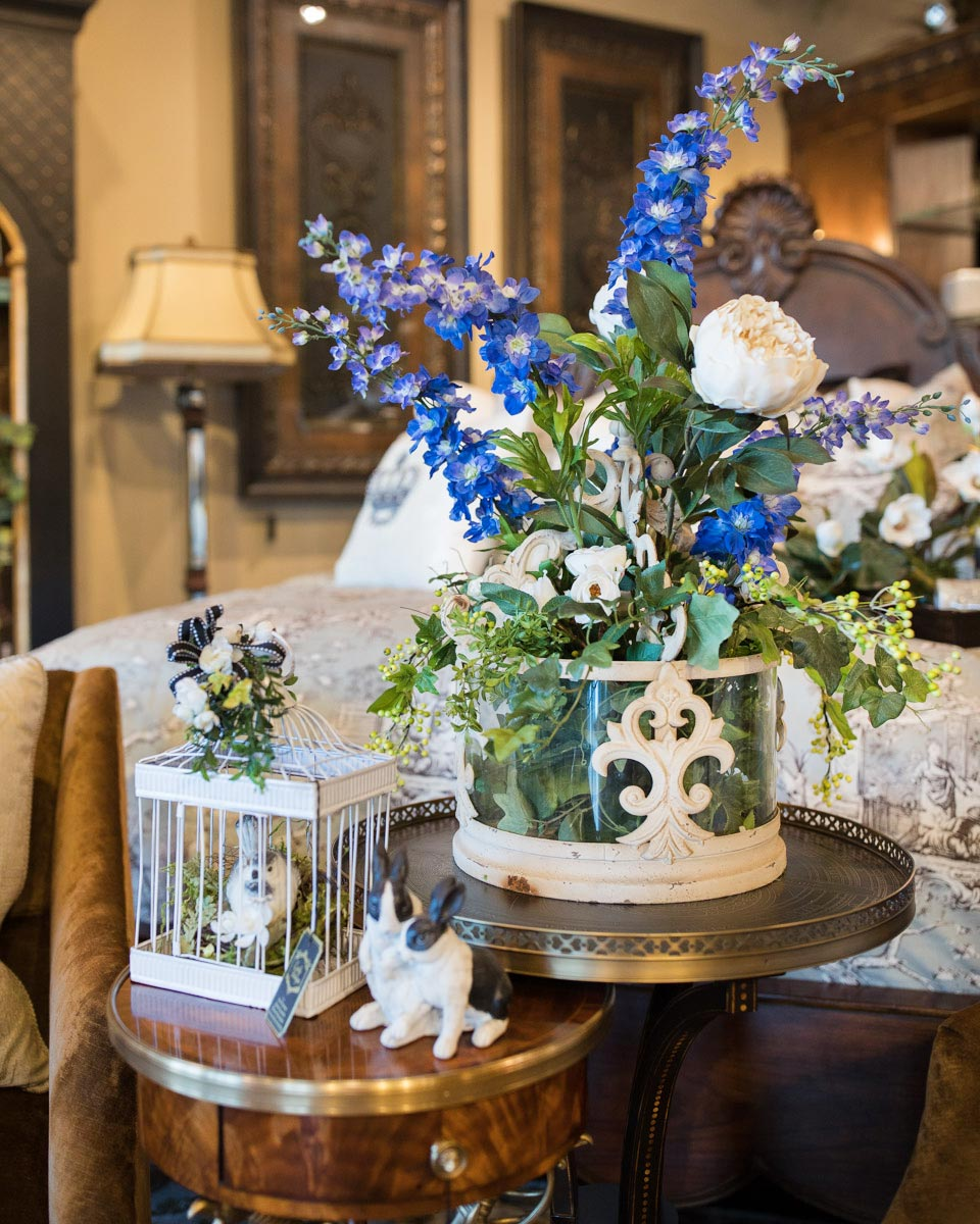Spring Home Decor Design Ideas: 2017 Open House: Blooming With Spring Decorations