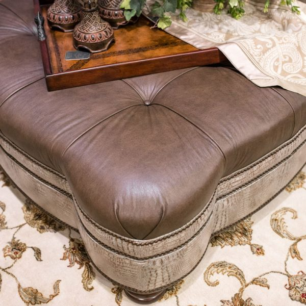 , Custom Seating to Finish Your Home