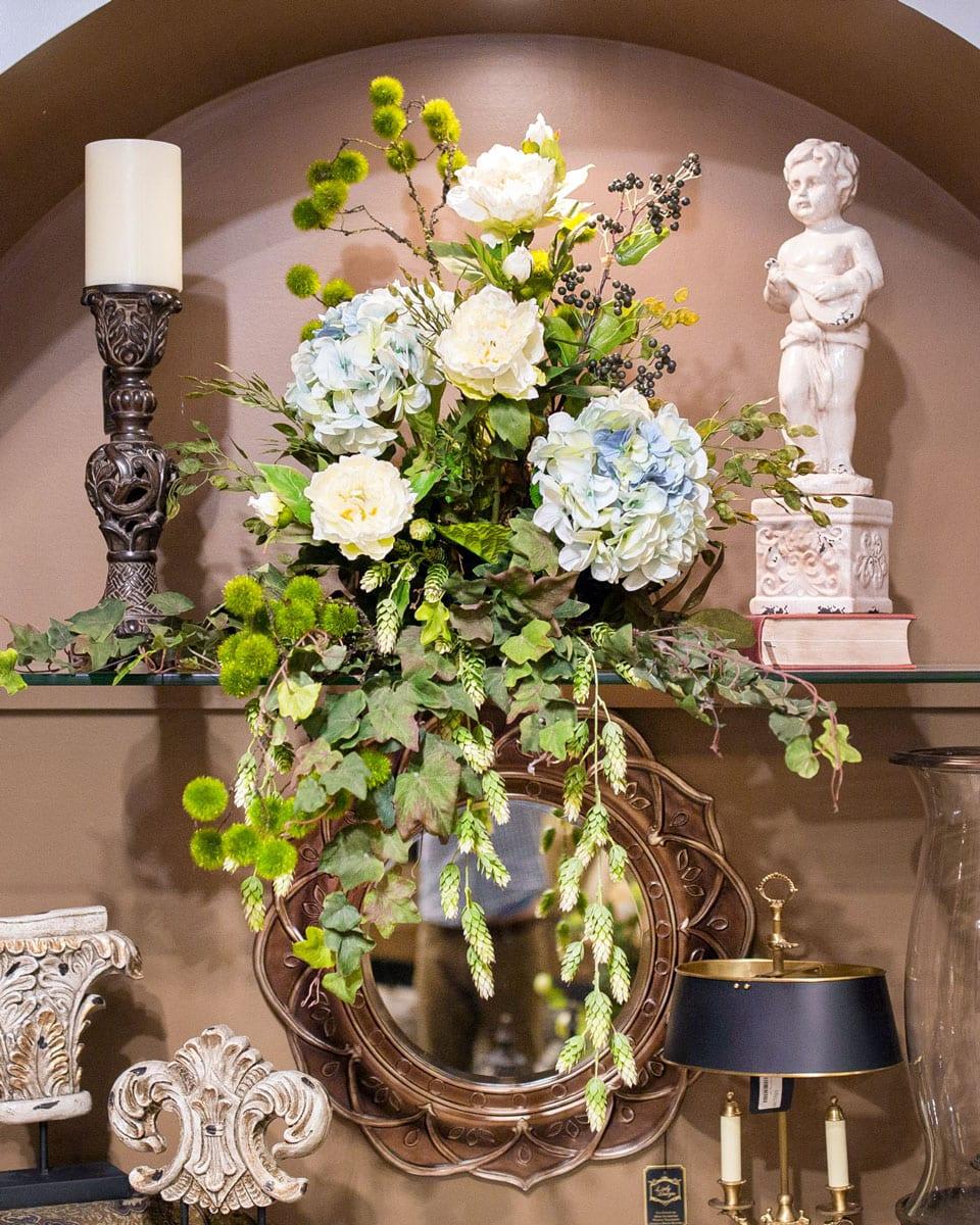 Custom Handcrafted Silk Floral Arrangements 3 Linly Designs