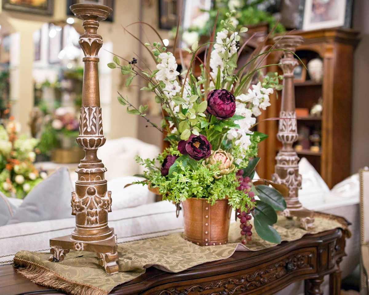 Custom Handcrafted Silk Floral Arrangements 7 Linly Designs
