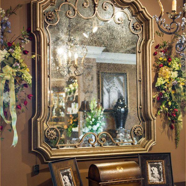 Marge Carson mirror 2