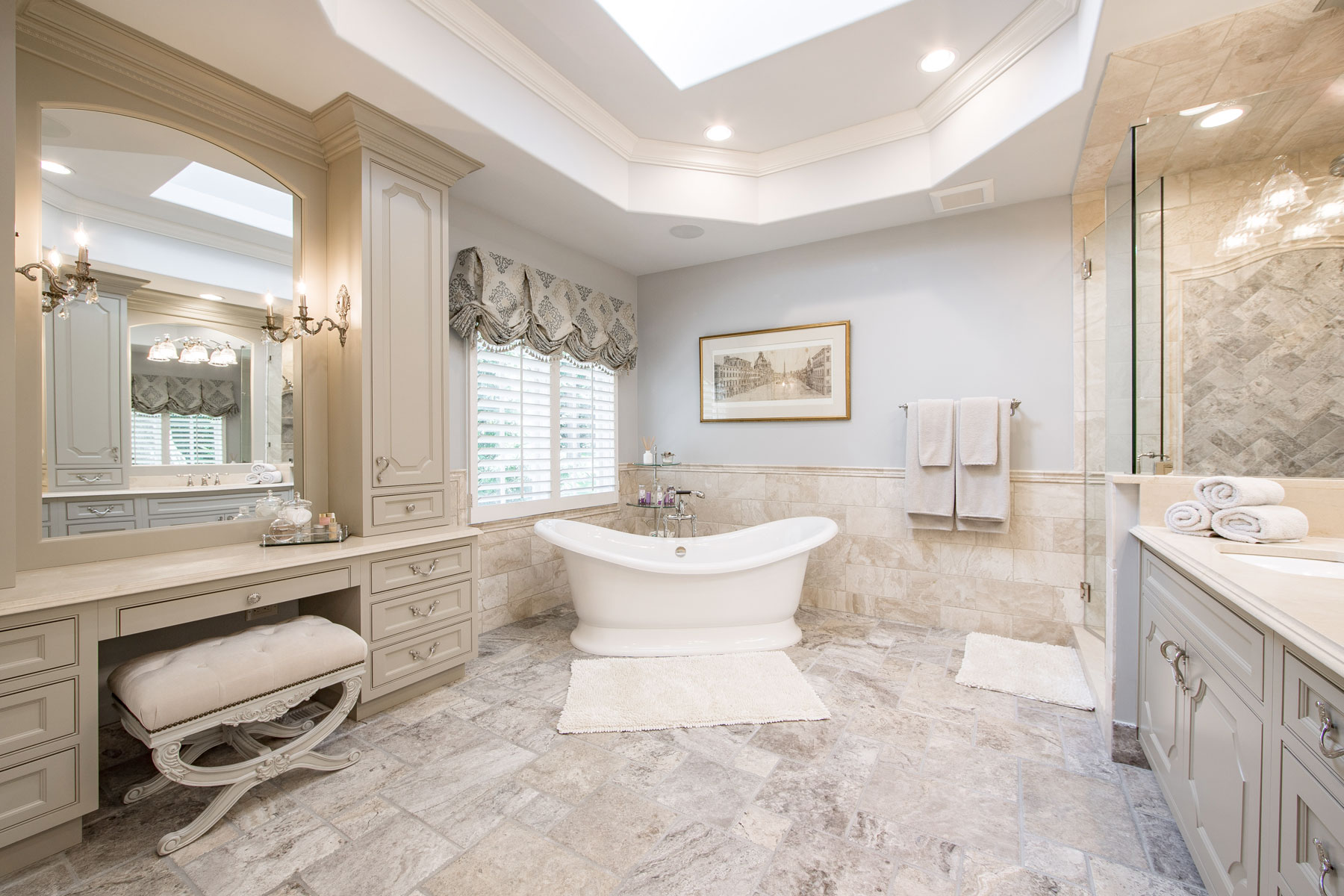 Luxury Traditional Bathroom Remodel 4
