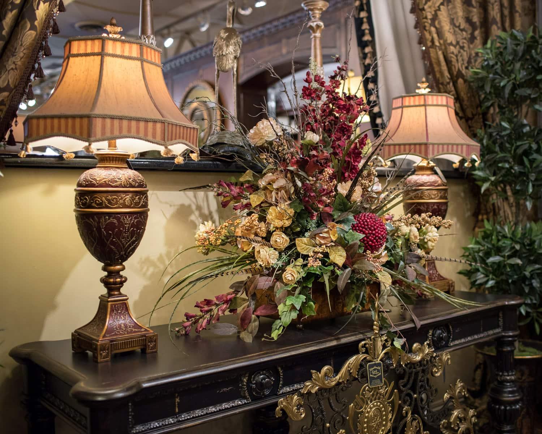 Silk Floral Seasonal Decor - LINLY DESIGNS