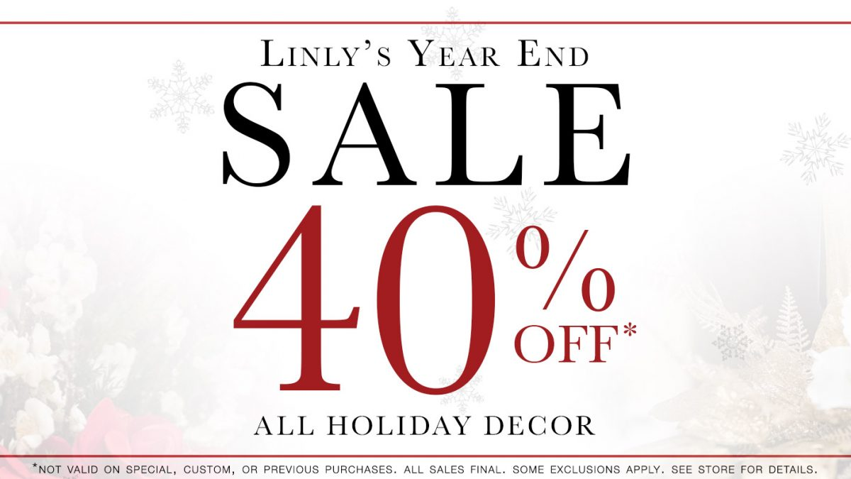 Linly Designs Holiday Decor Sale 3