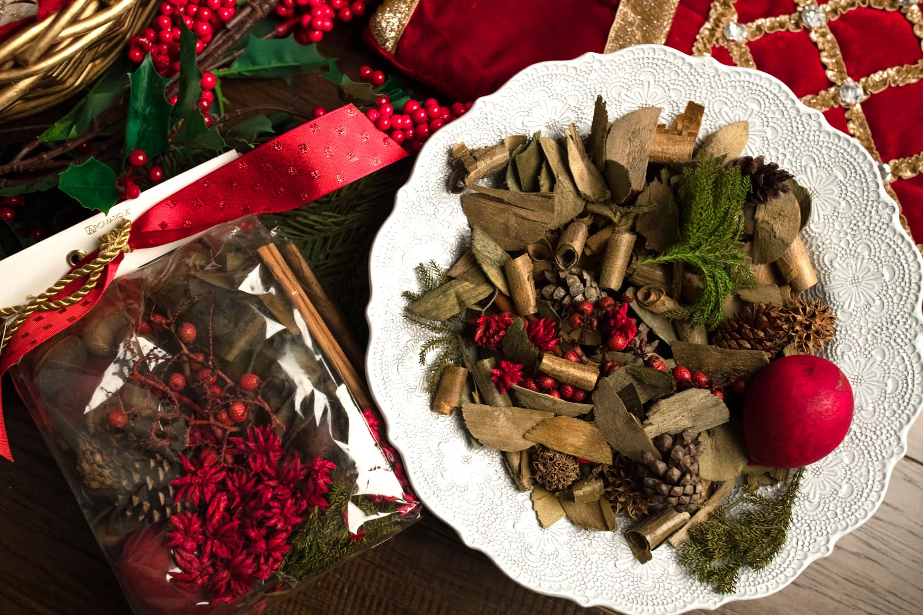Christmas Holiday Potpouri