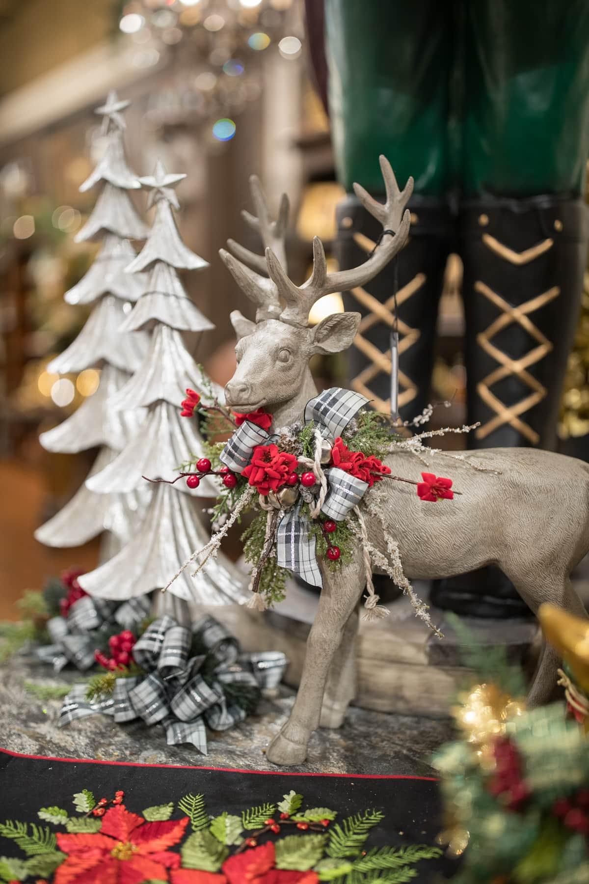 Christmas Reigndeer home decorations