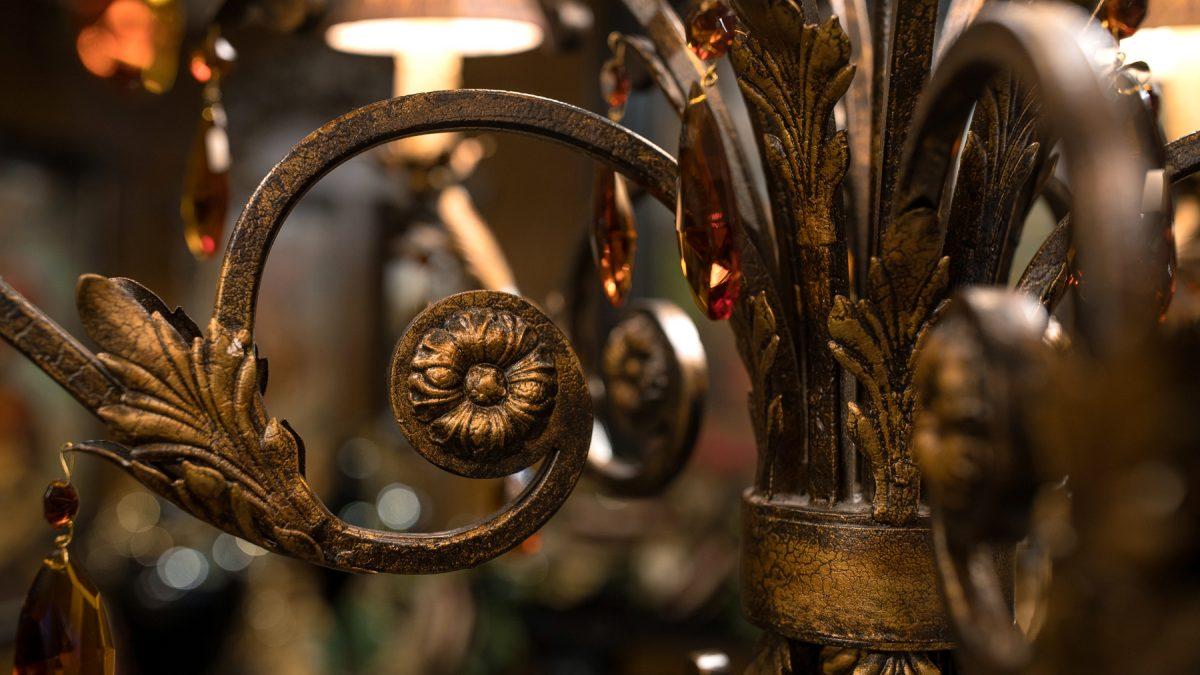 Fine Art Chendelier Lighting