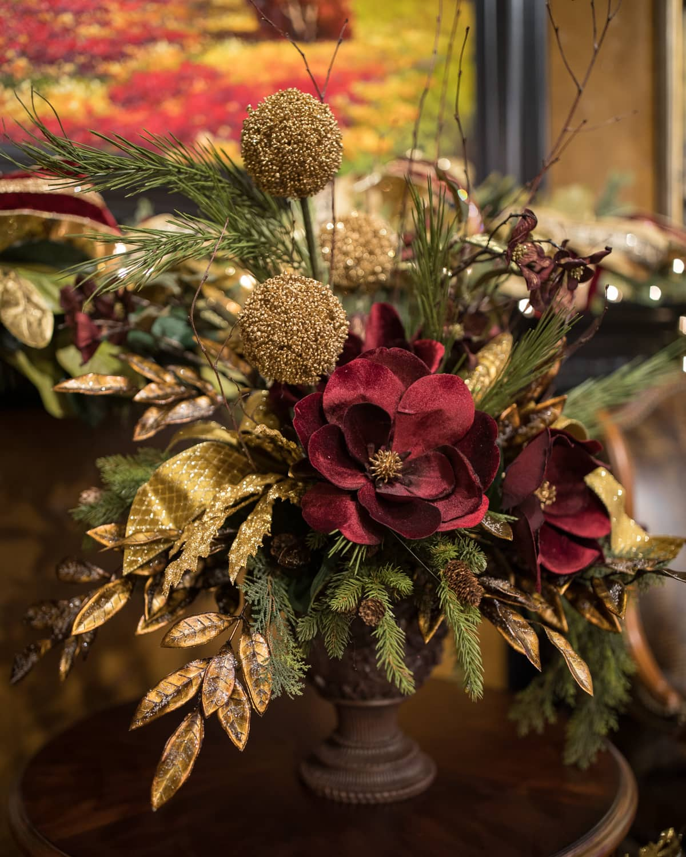 Handcrafted Flower arrangement 2
