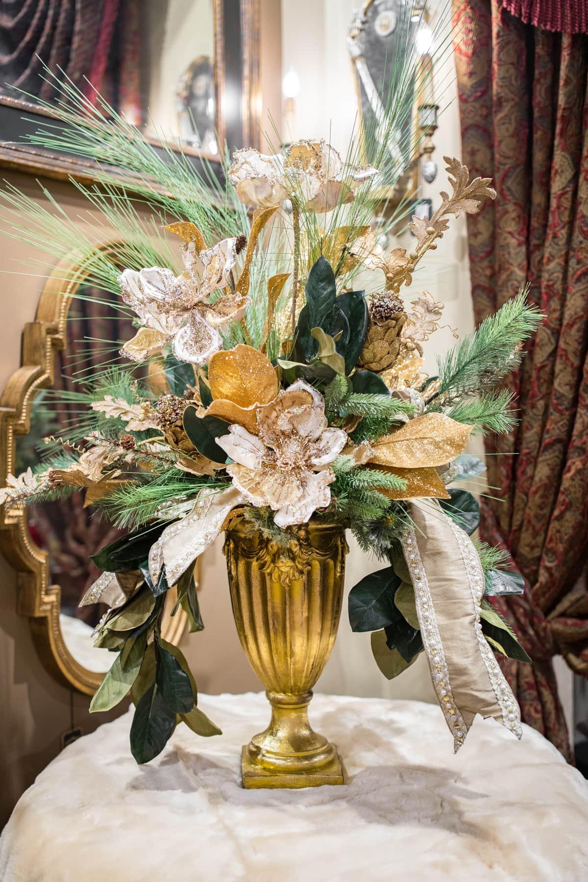 Handcrafted Flower arrangement 6