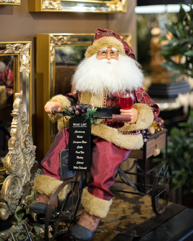 Santa Christmas Decorations 3