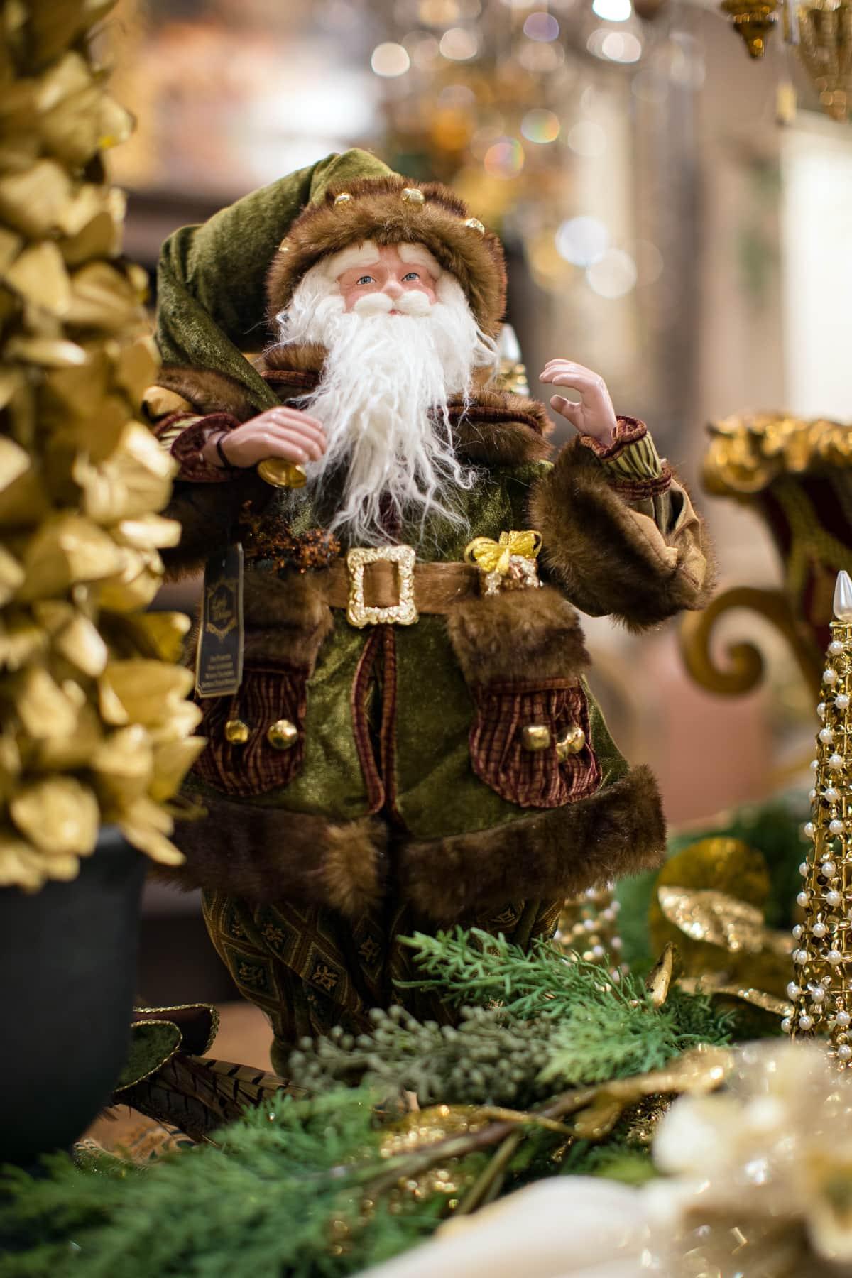 Santa Christmas Decorations 5