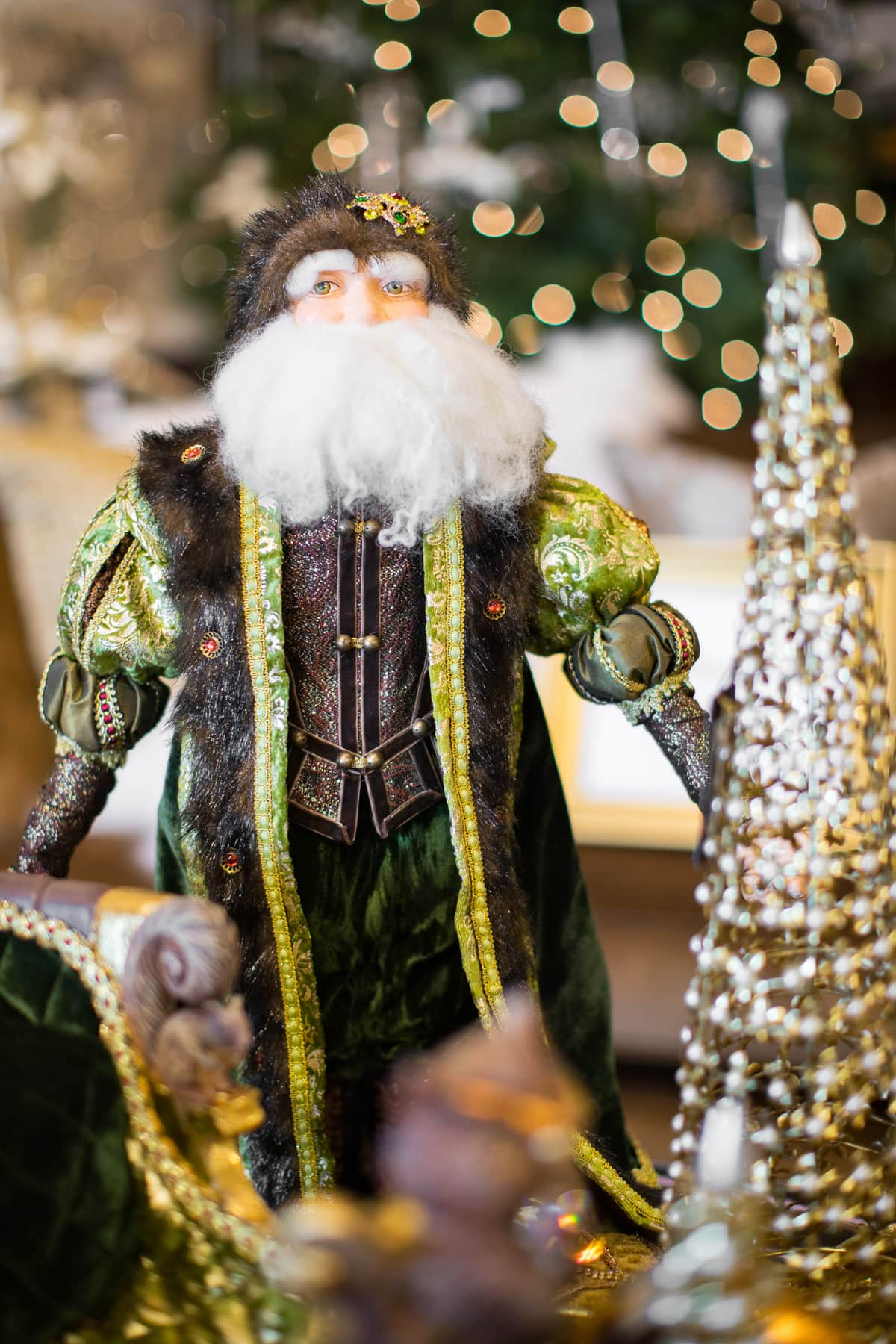 Santa Christmas Decorations 6