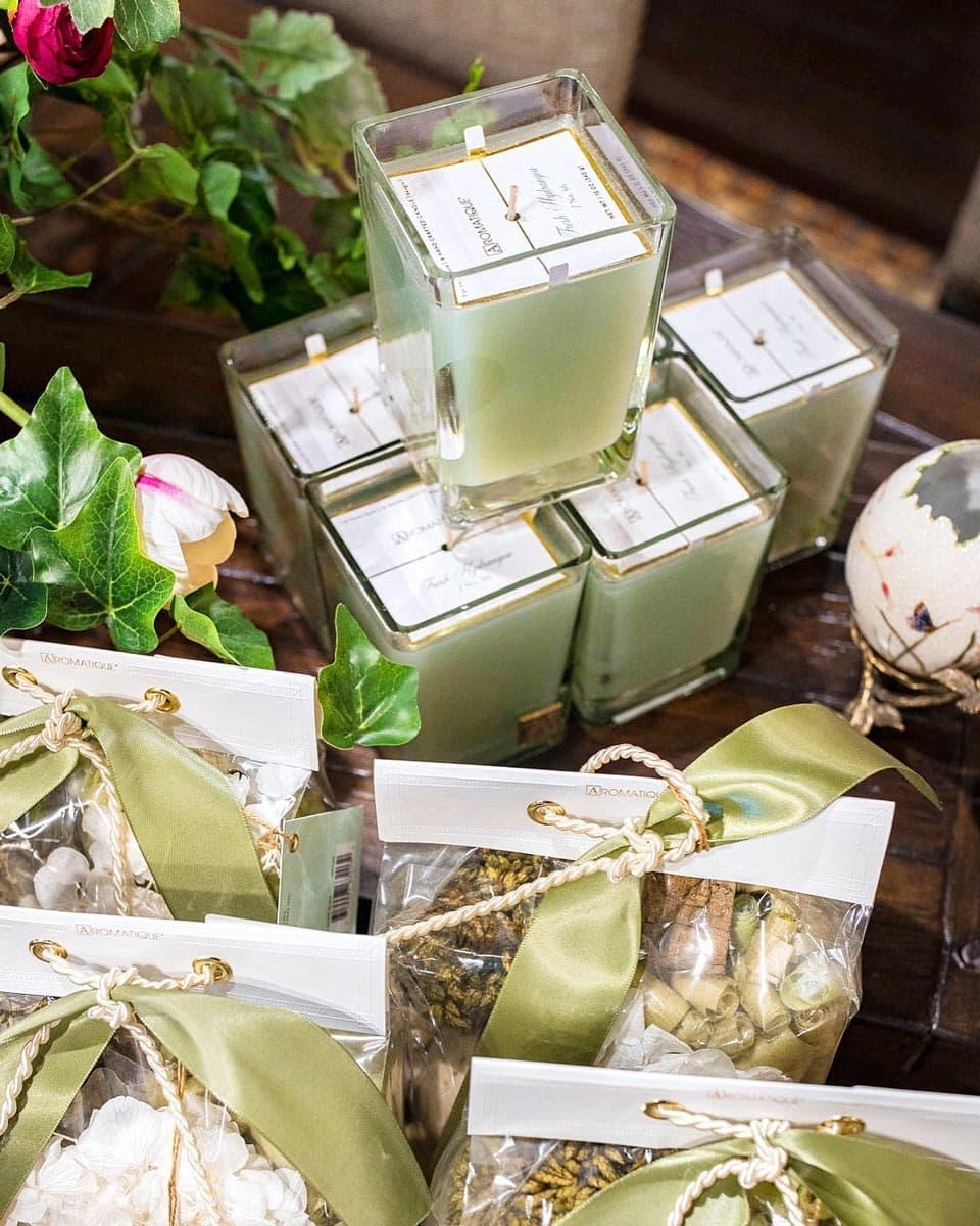 FRESH-HYDRANGEA-Spring-Candle