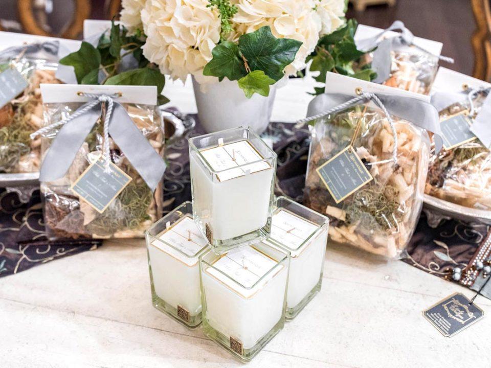Spring Fragrance Candles