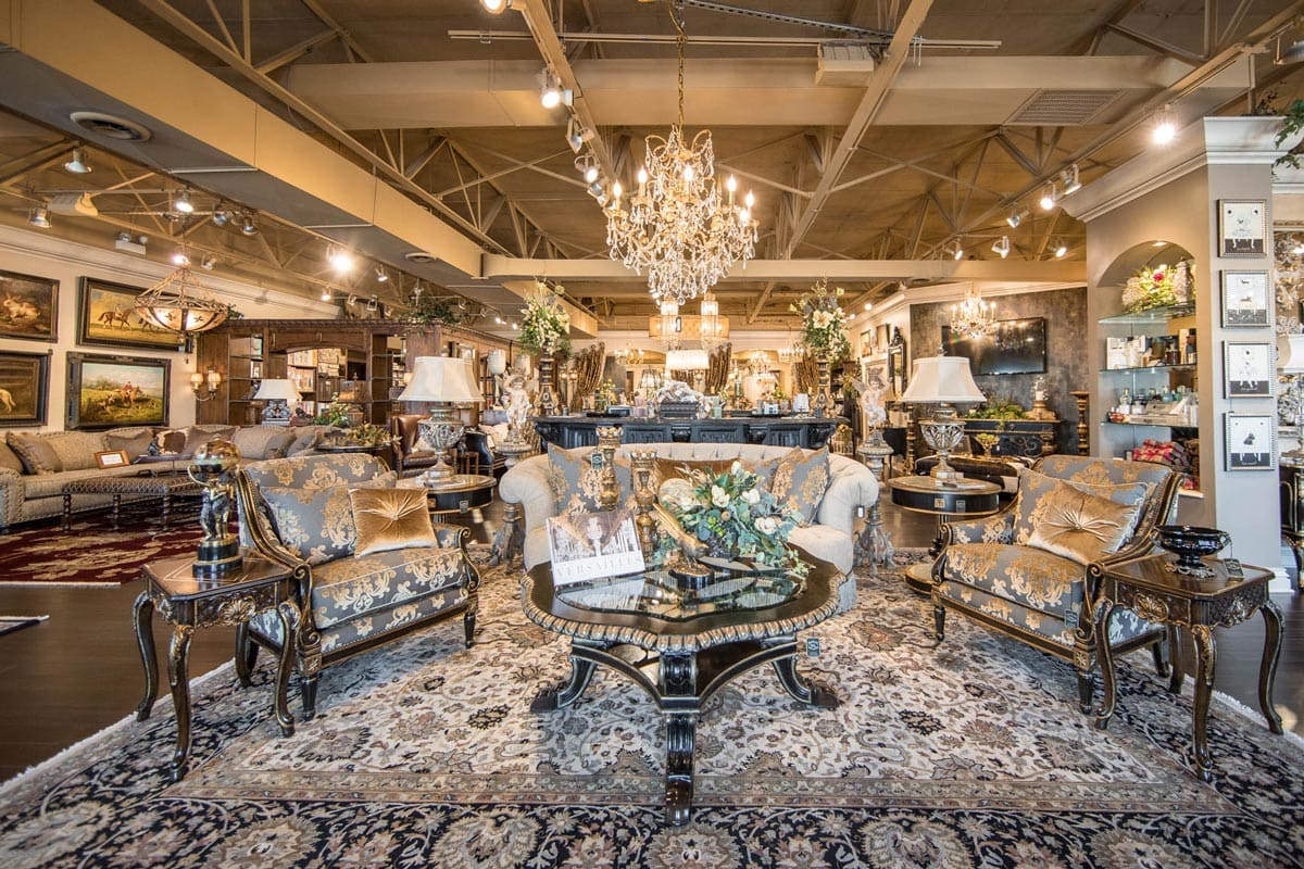 , Spring Open House and Showroom Remodel