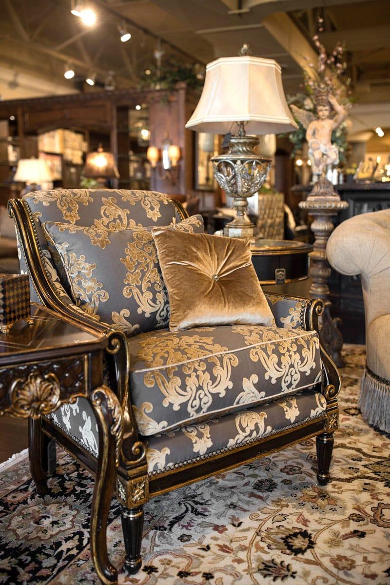 Marge Caron arm chair Furniture 2