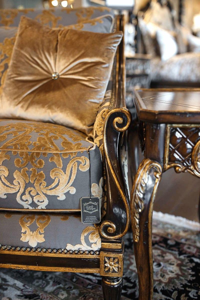 Marge Caron arm chair Furniture