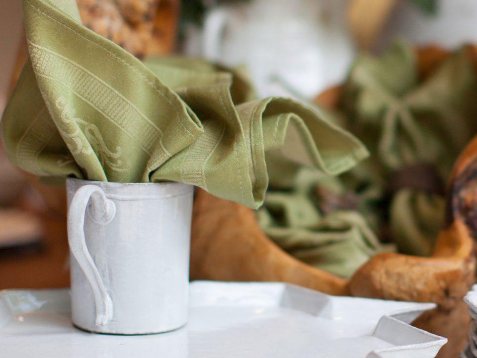 Astier de Villatte Luxury Dinnerware