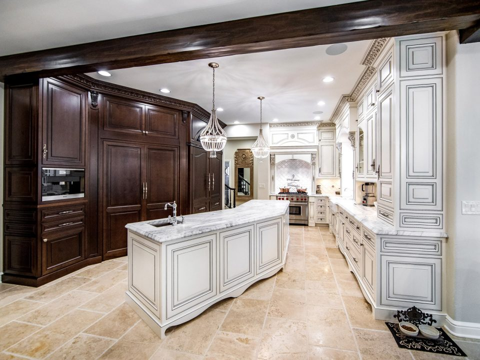 traditional custom kitchen home remodeling
