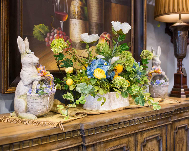 Custom silk floral arrangements linly designs mightylinksfo