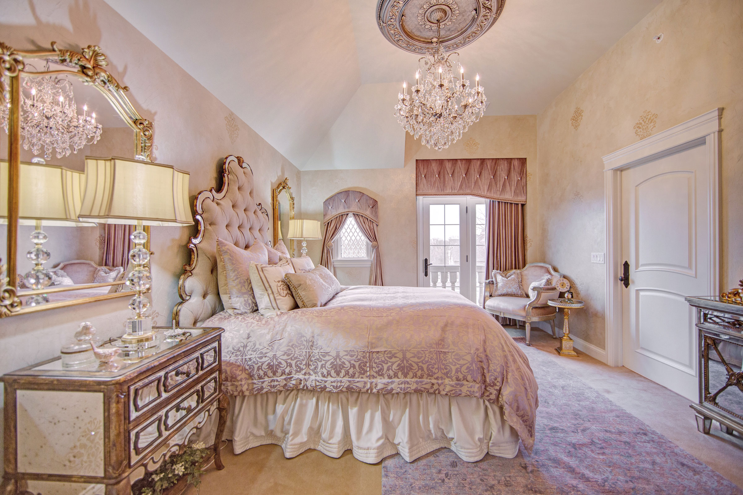 Luxury Bedroom Design Projects Linly Designs