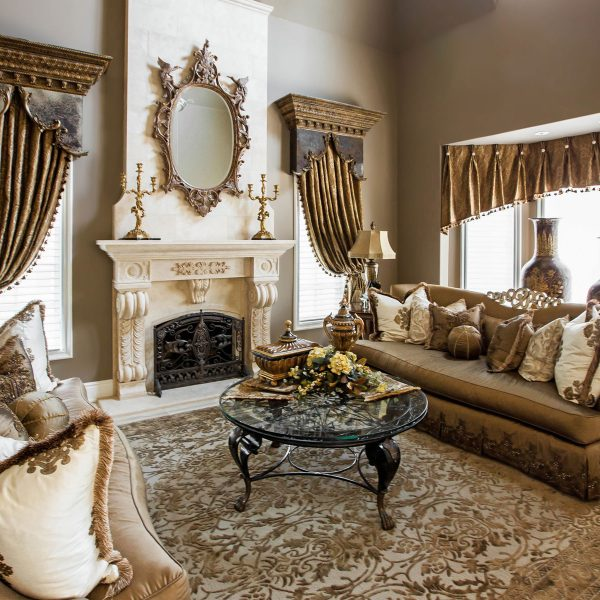 , Living Room and Family Room Design