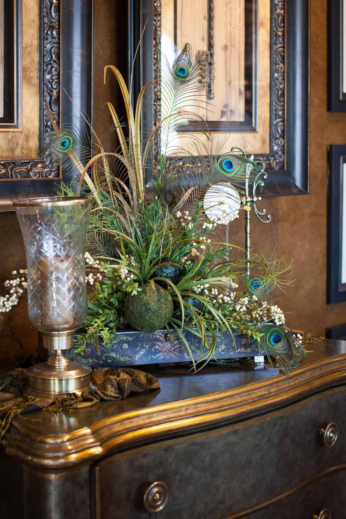 Custom Silk Floral Arrangements Linly Designs