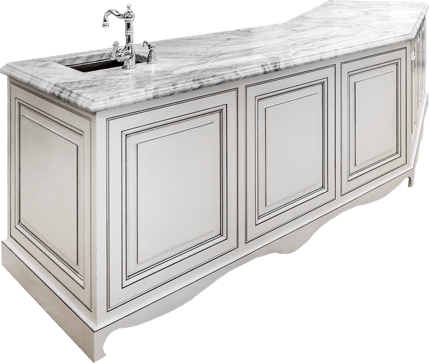 Custom-Kitchen-Footer