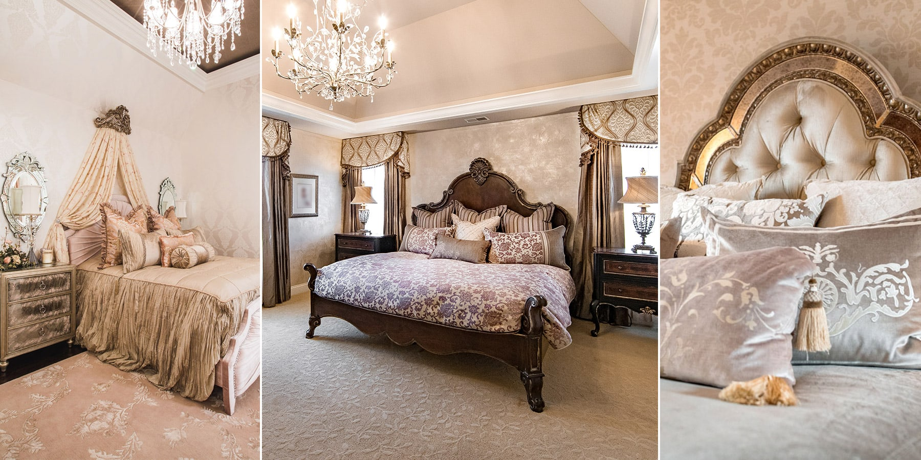 Luxury Bedroom Design Projects Linly Designs Chicago Interior Design