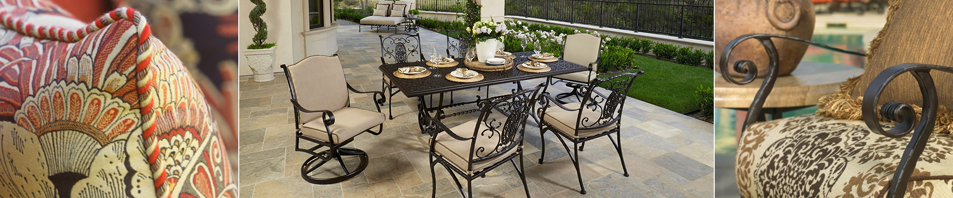 luxury outdoor furniture, Luxury Outdoor Furniture