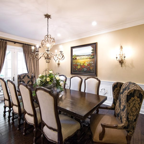 , Dining Room Design Projects