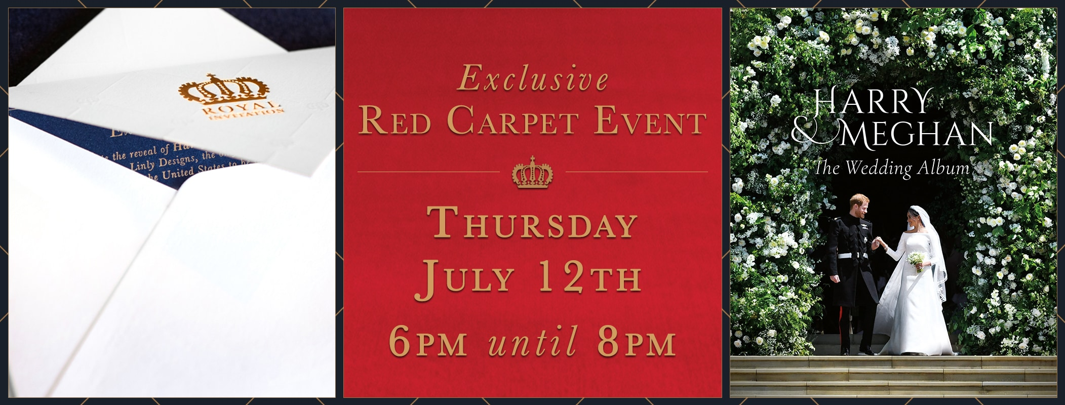 , Royal Red Carpet Event