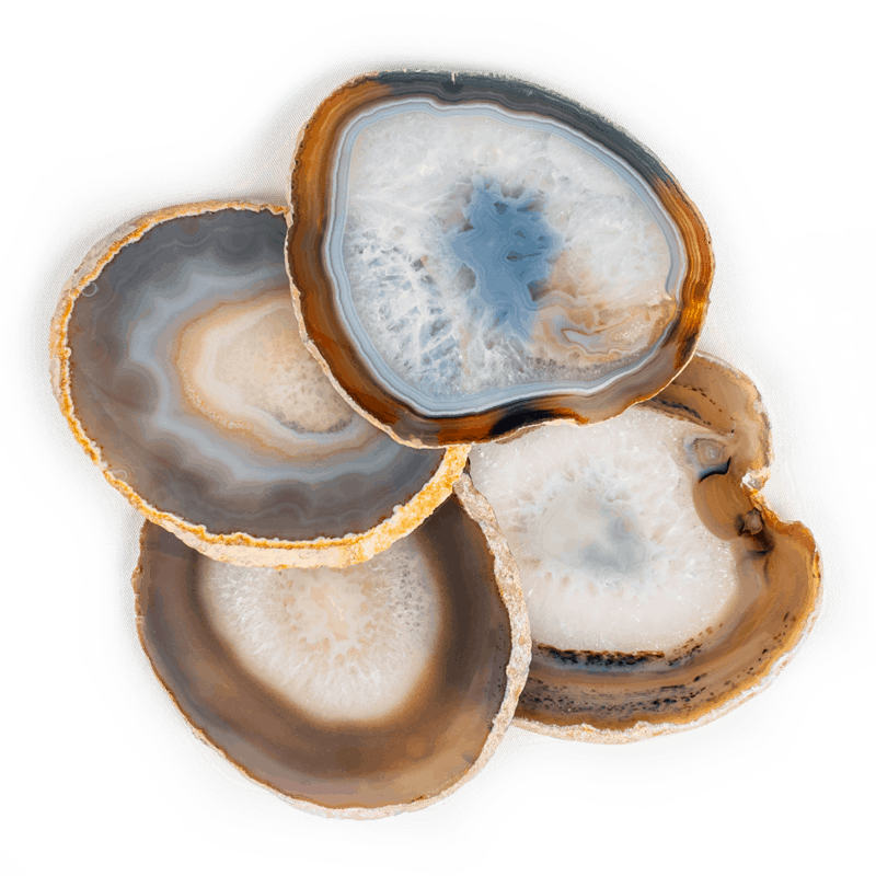 Rablabs-agate-Coaster-Set-Holiday-Gift-Guide