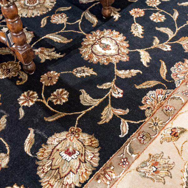 custom silk rugs