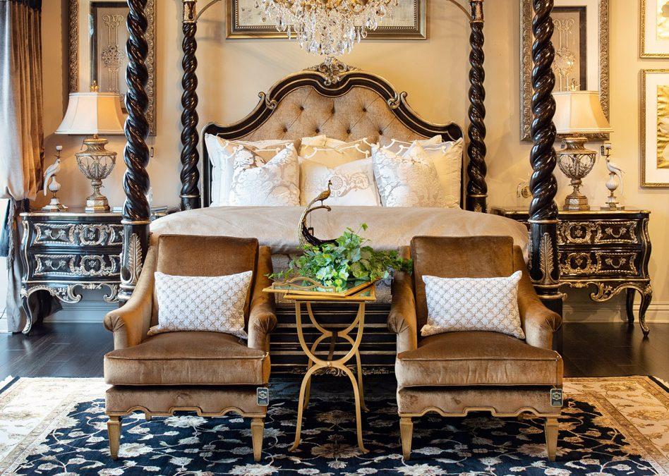 , Get the Look: Regal Bedroom