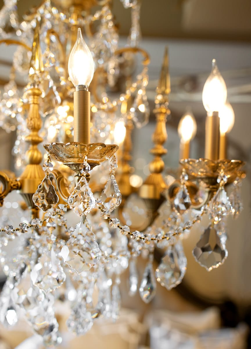 Linly-Designs-Gold-Crystal-Chandelier