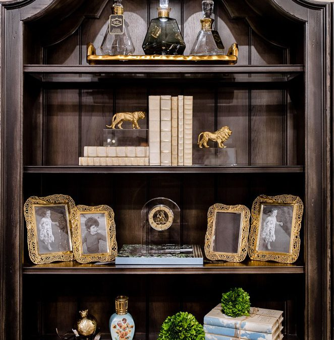, Accessorize Your Bookcase