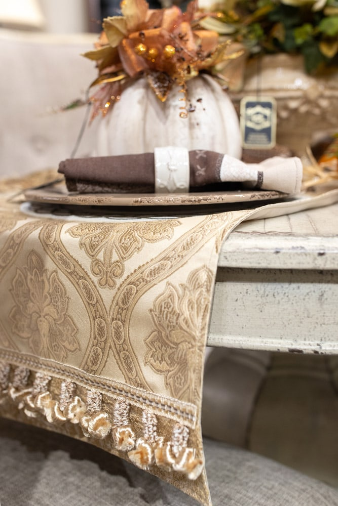 , Set Your Fall Table