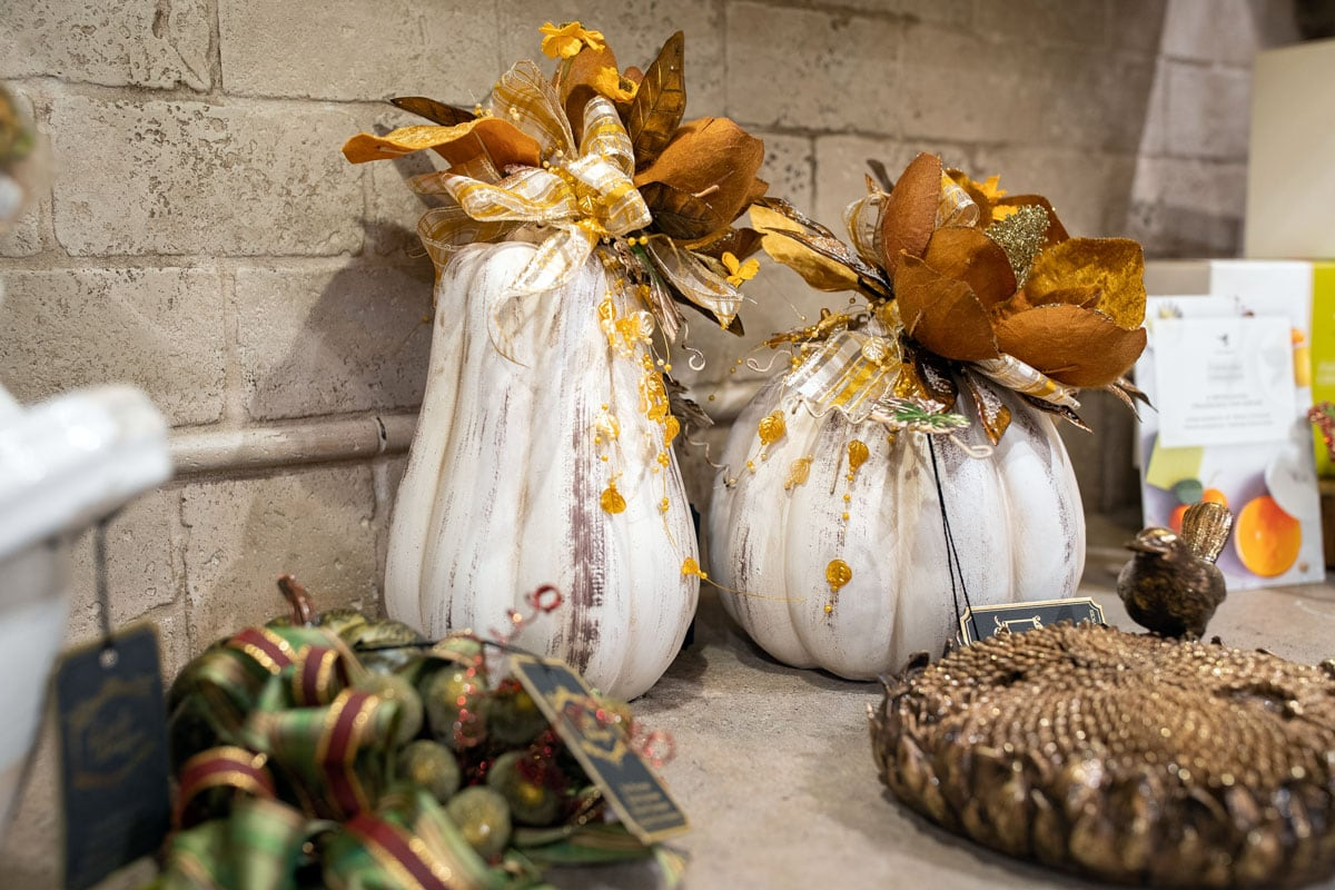 , Fall Home Decor and Handcrafted Floral Arrangements