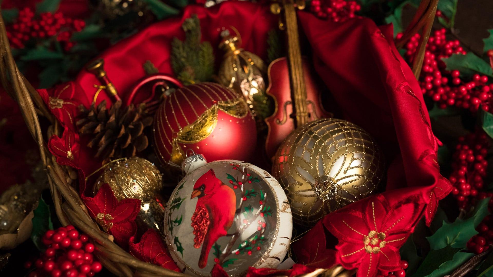 Luxury Christmas Open House