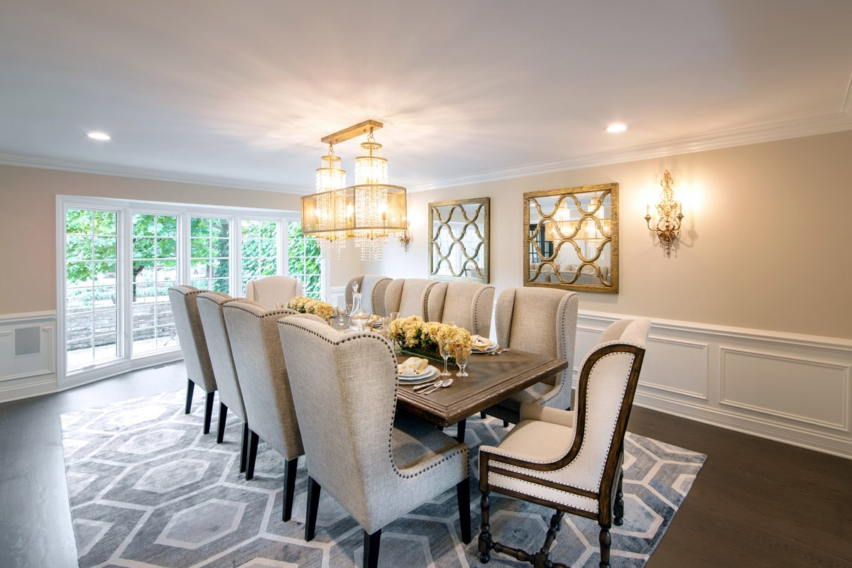 Dining Room Design Projects