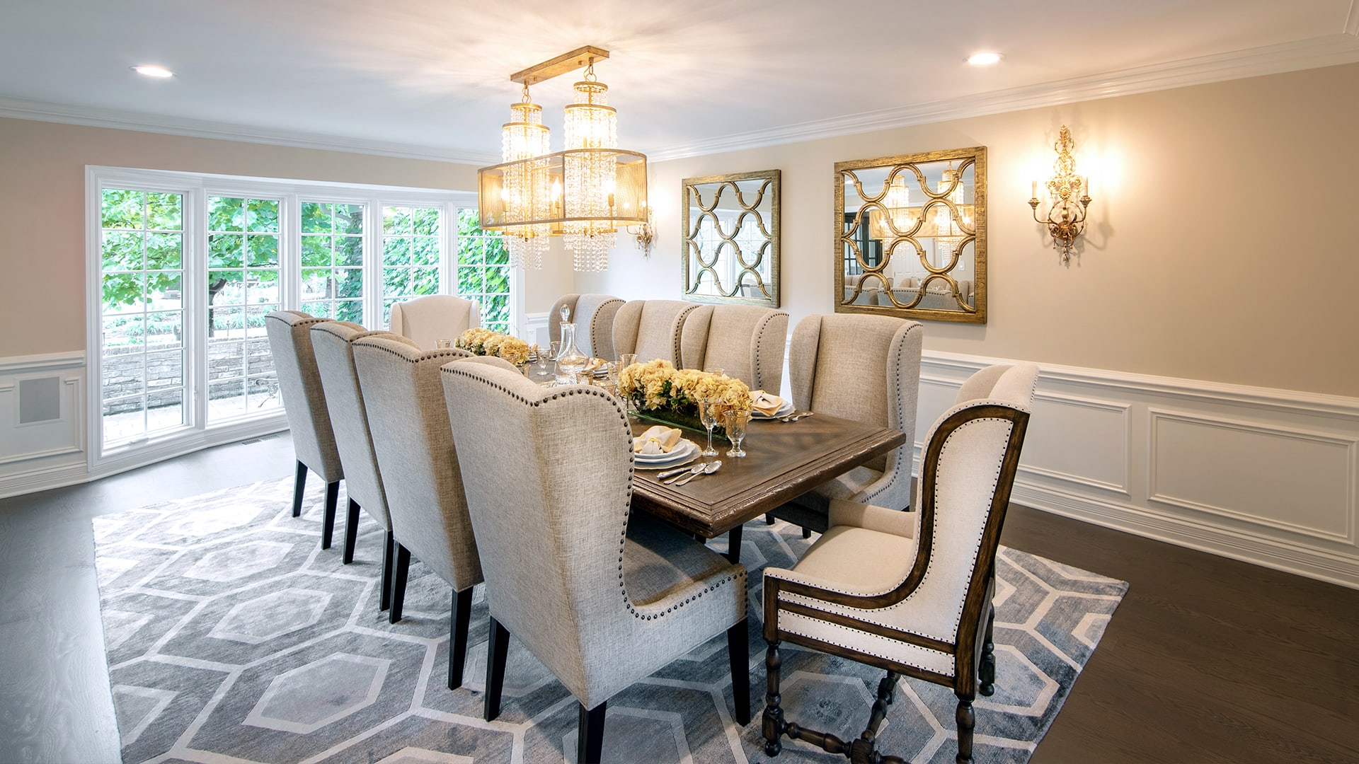 Luxury Dining Room Accessory Call