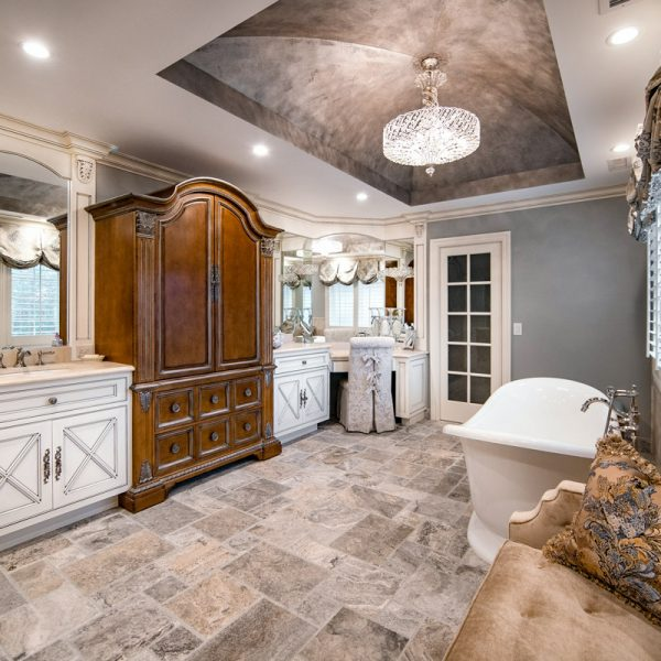 Master Bathroom Luxury Home Remodeling